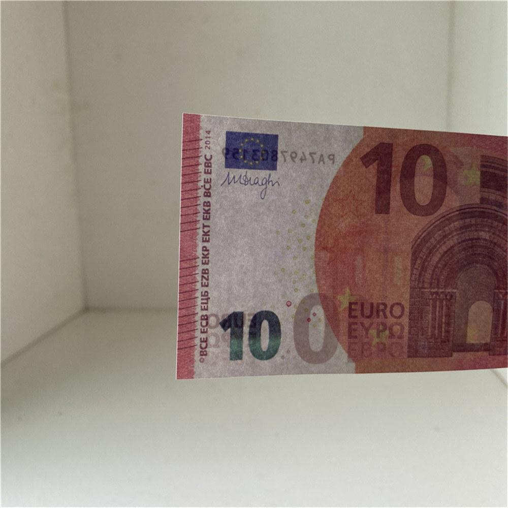 Bar Banknote Pound L10-12 Dollar Dollar Atmosphère LJCQF Barre de fête de la contrefaçon LJCQF EURO Ambiance Étape CNVQA