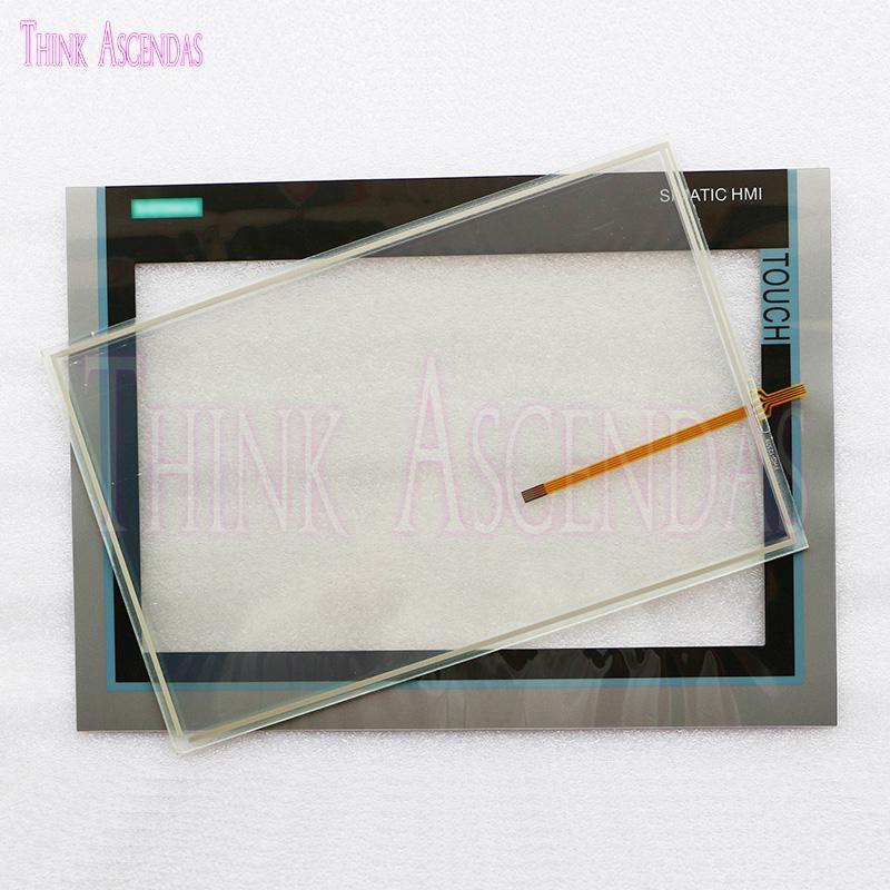 Brandneue Hohe Qualität TP1200 Komfort 6AV2 124 6AV2124-0MC01-0AX0 Touchscreen Panel TouchPad Touchscreen Schutzfilm