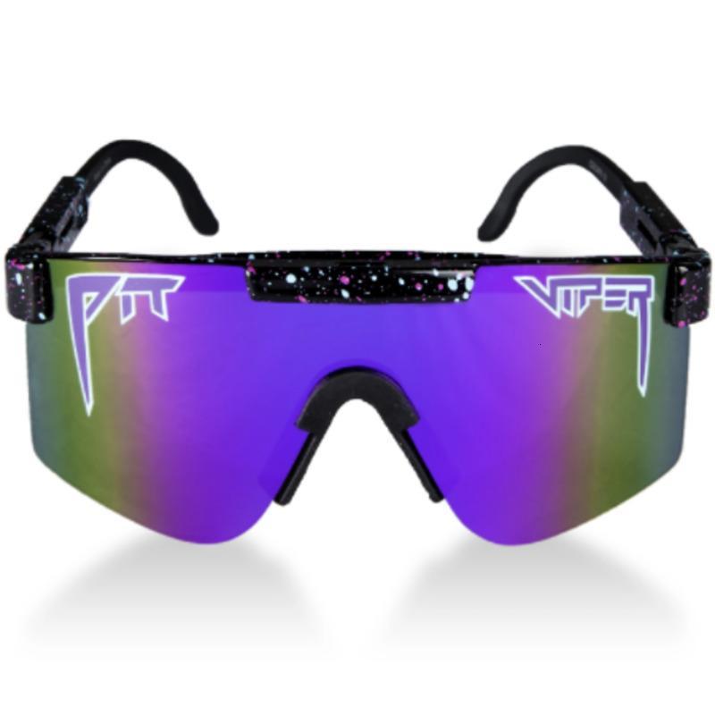 Las gafas de sol de Viper Pit Viper polarizadas polarizadas de 1993, gafas de esquí al aire libre, 70% de descuento en venta 8EX7