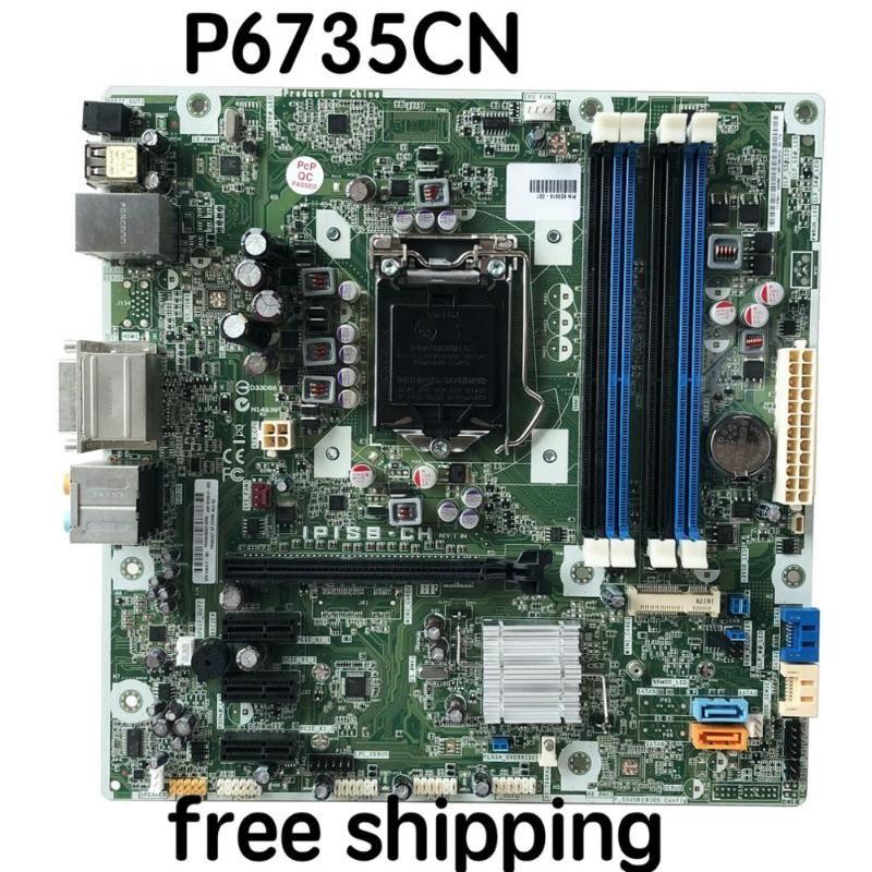 623914-001 Para P6735CN escritorio placa madre IPISB-CH 636477-001 Mainboard 100% probado de trabajo completamente