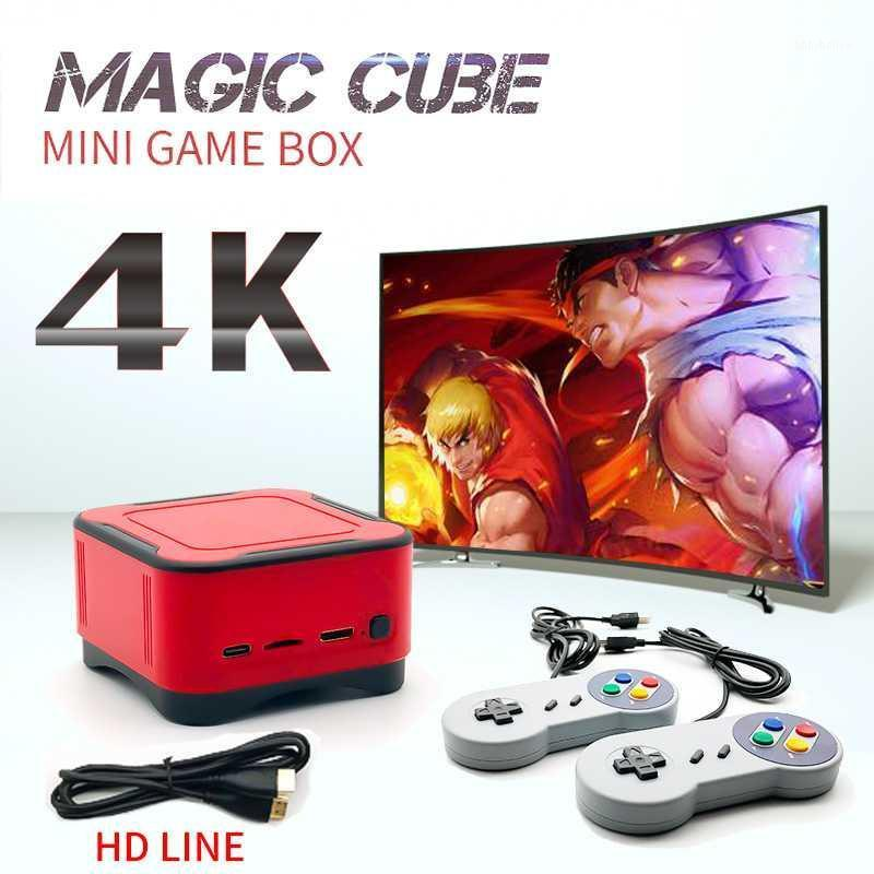 New Mini Retro Game Console Arcade PS1 FC Gaming Console 4K HD Video Game Player 16 GB 1500 Giochi Box Home TV PC MP3 MP4 Players1