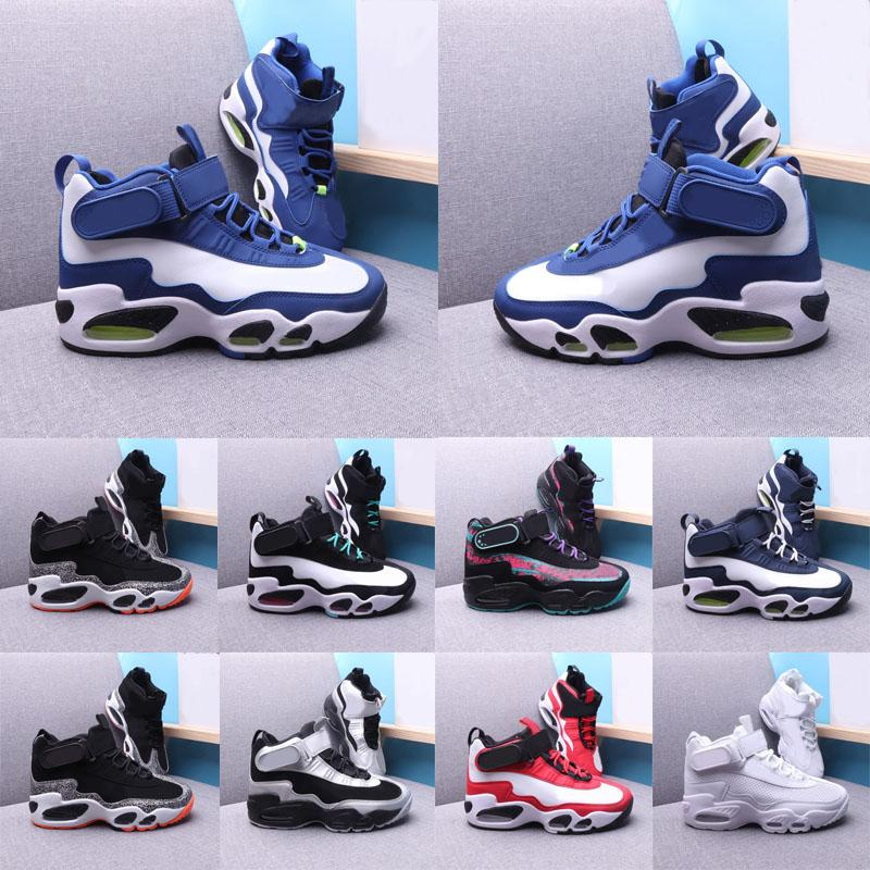 2021 Grandi Sport Sport Silver Powder Blue Canary Red Yellow Men Shoes Outdoor Shoes Street Sneakers con scatola 7-13