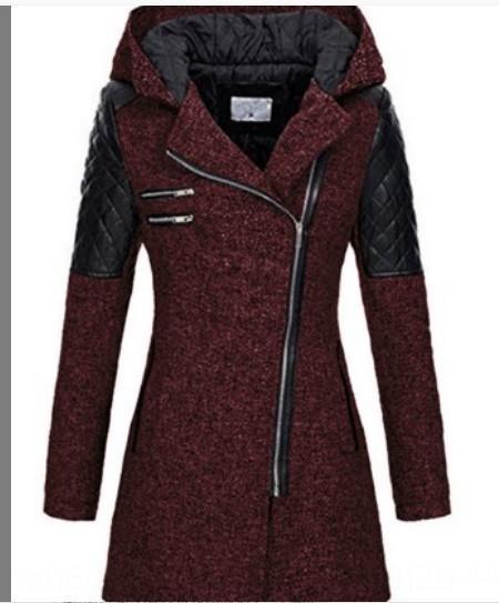 Y1VH New Parka женские зимние повседневные женщины пальто из хлопчатобумажных пальто мех с капюшоном теплые парки женские длинные пальто бесплатная доставка