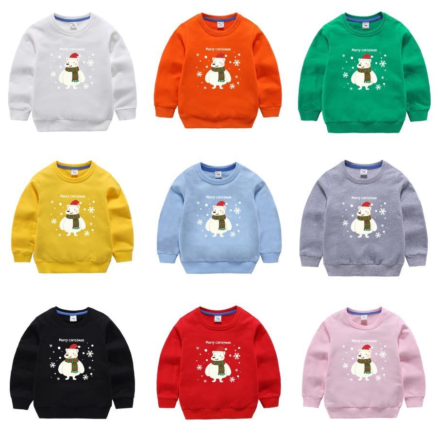 Childs suéteres de Navidad Cardigan nieve Impresión de abrigo Tops Hommes jerséis de punto Abrigos Suéteres Suéteres de un solo pecho # 333
