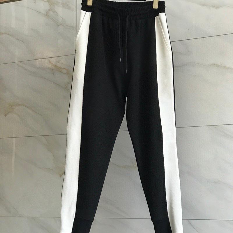 20s moda novo homens calças casuais homens calças de alta qualidade algodão hip hop calças tamanho s-xl