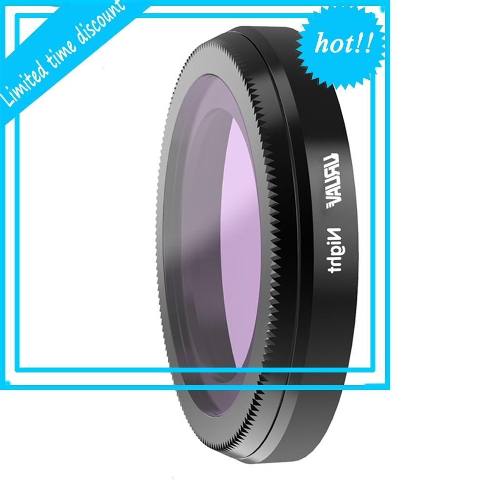 URUAV UV / CPL / ND8 / Star / Night Lens Filter per Hubsan Zino 2 RC Quadcopter