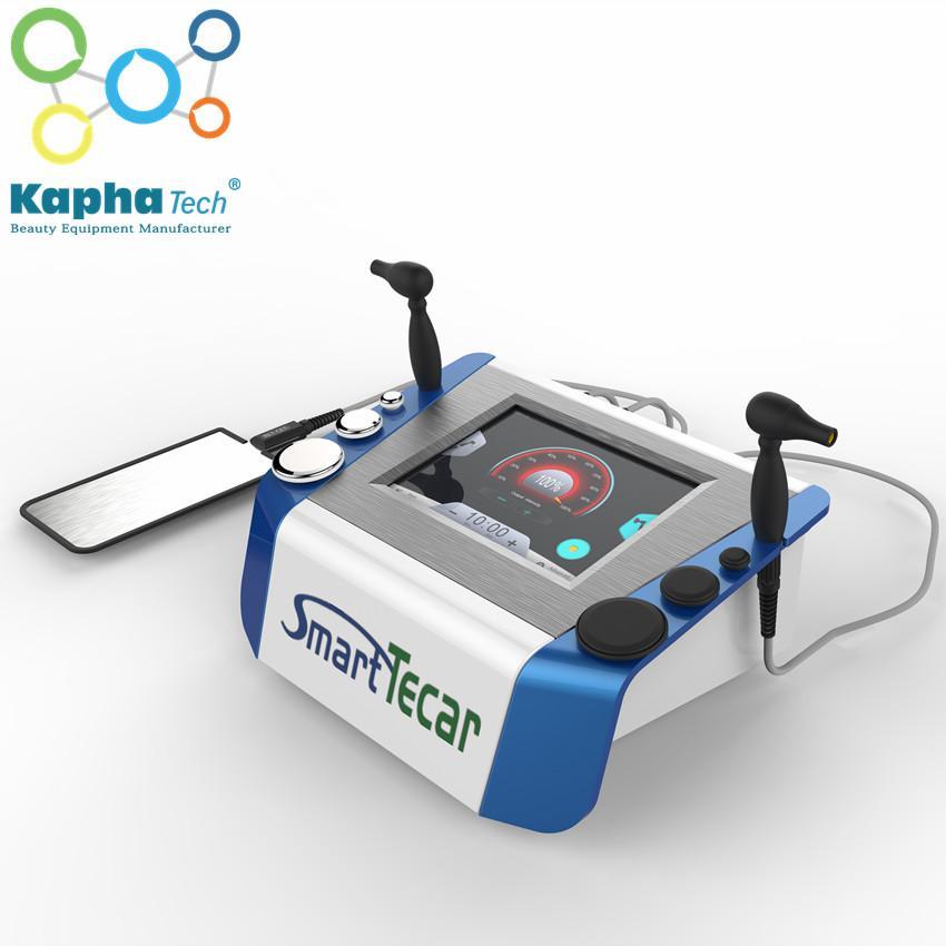 Transfert d'énergie capacitif et résisitif portable RF Thérapie RF pour la douleur