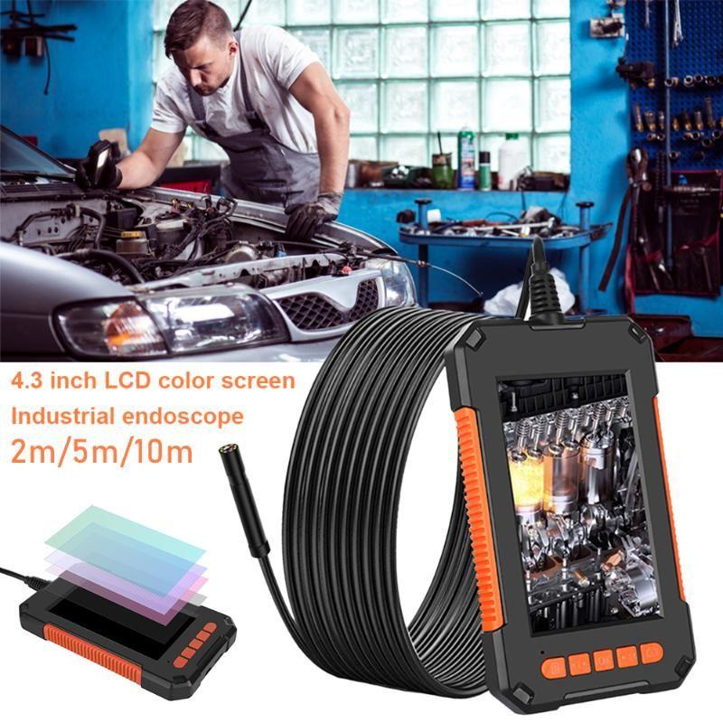 3,9 мм USB 1080P HD водонепроницаемого IP67 Гибкой камера осмотр Профессионального 6LEDS Borescope эндоскоп камера