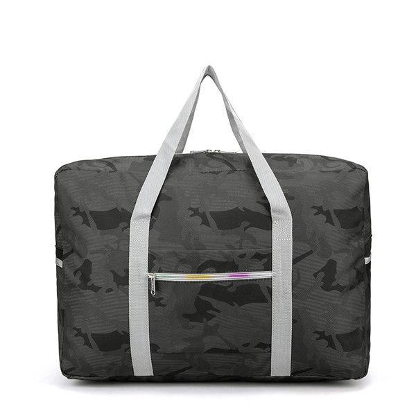 Faltende Reisetasche Koffer Tasche Handtasche Organizer Gepäckwochenende Reißverschluss Kleidung Wasserdichte Packungen Kapazität Pouch Großer Accessorie Ebehm