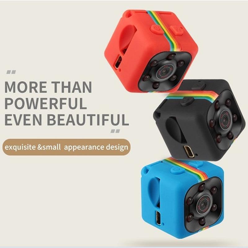 1080P HD мини видеокамера Micro камеры ночное видение обнаружения движения видео голосовой рекордер купальники домашняя безопасность маленькая камера