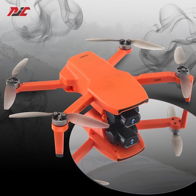SG108 Mini Drohne GPS Optische Fließpositionierung Smart Folgen Sie doppelte Kameras Quadratische Faltbare FPV DRONE 4K Professionelle RC-Drohnen 201105