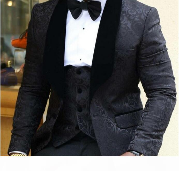 Toptan Erkekler Suit Pantolon İş erkek Takım Elbise Batı Tarzı Örgün Erkekler Parti Elbiseler Düğün Takımları