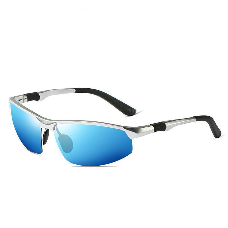 Yuhu 2020 lujo masculino oculos de sol hombres polarizados gafas de sol diseñador de marca de gafas adultas sol para hombre hqfdk