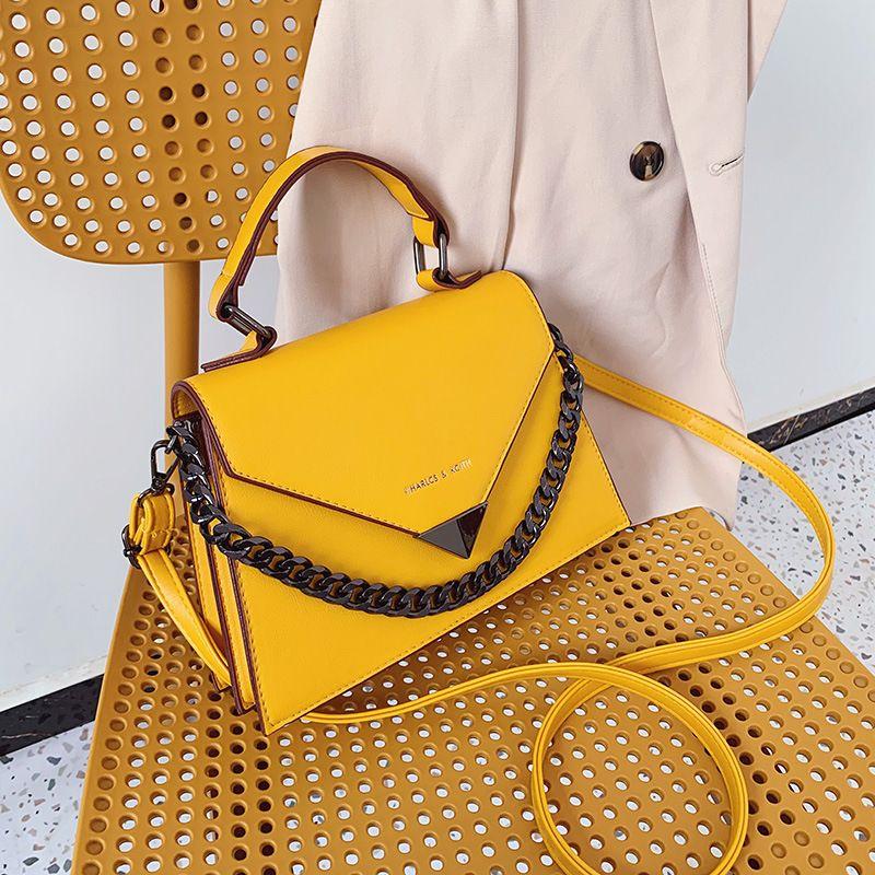 Bolsa Diseño Bolsa Messenger Texture HBP Woman Bolso de calidad Diseñador de calidad Nuevo Hombro Moda Moda Bolso Cadena VXCLP