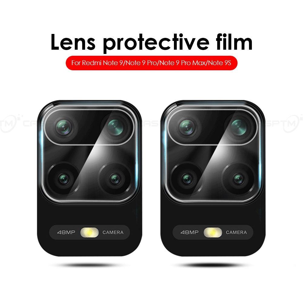 كاميرا حامي الشاشة للحصول Redmi ملاحظة 8 8T ملاحظة 9 برو ماكس 9S عدسة السينما واقية لRedmi 10X برو 5G 8 8A عدسة فيلم عدسة
