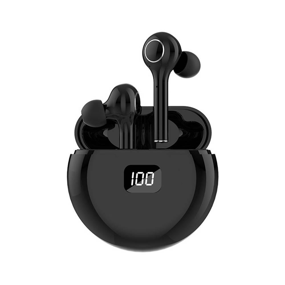 Nova marca TWS sem fio fone de ouvido estéreo Auscultadores Touch Control Earbuds 9D Gaming Headset 3500mAh para Huawei LG celular