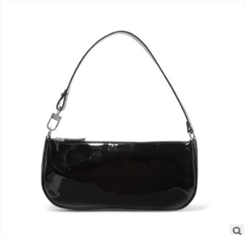 Estilos multi Mulheres Baguette Forma Shoulder Bag Lady PU couro elegante Carteira Telefone pequeno Tote Bolsa de armazenamento Purse