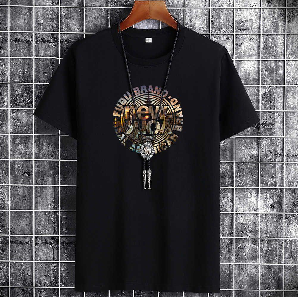 2021 Новая корейская мода студент красивая рубашка футболка с длинным рукавом весна и летняя мужская одежда-6016