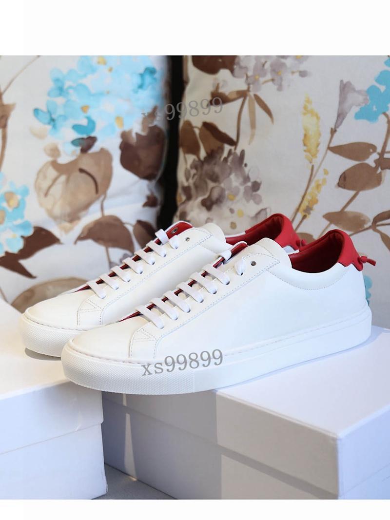 Givenchy shoes calidad para mujer zapatos casuales de cuero barato mejor moda zapatos de cuero blanco al aire libre deportes vestido de fiesta zapatos de fiesta size36-45