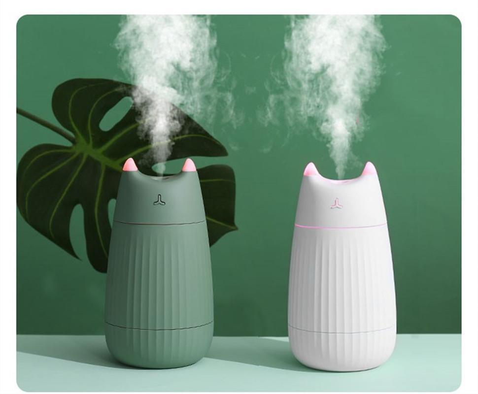 Tragbare Luftbefeuchter Car Aroma Diffuser Luftbefeuchter-Luft Fresher Startseite Elektro Humidificador Nebel Maker Mini Mist Fogger