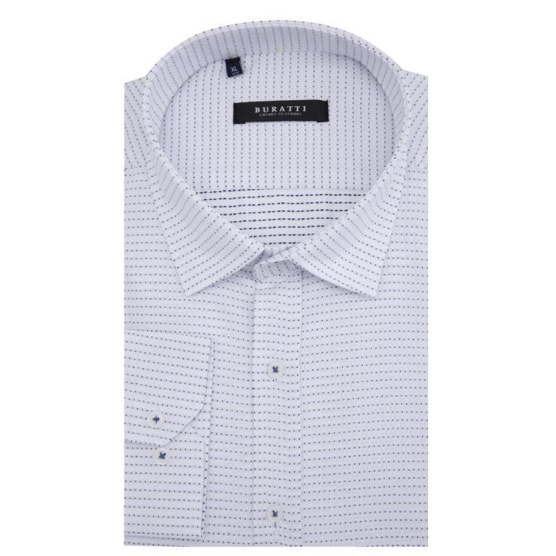Мужские повседневные рубашки Buratti с длинным рукавом мужчина 50112