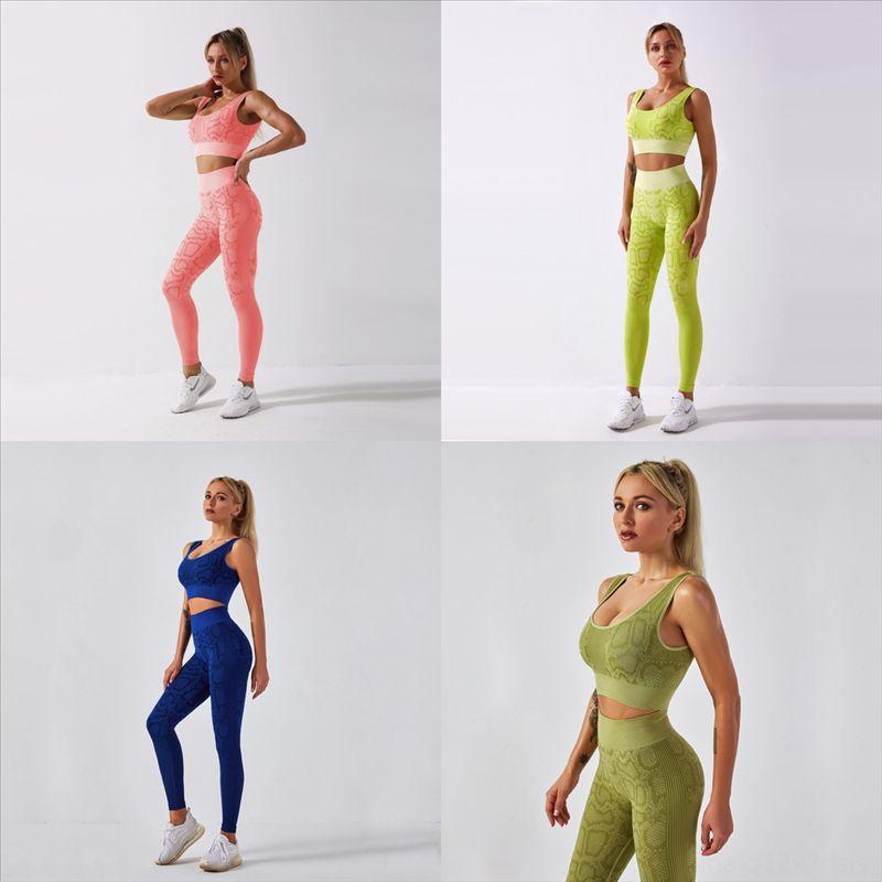 9djzt femmes plasticité costume sport gyms couture de chemises jambes jambières vêtements respirant entraînement yoga yoga costume féminin de fitness manches longues