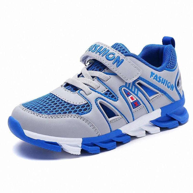 Kızlar Günlük Spor Sneaker Moda Çocuk Sneakers Açık Öğretim Nefes Mesh Boys Ayakkabı Çocuk Ru ckzJ # İçin İlkbahar Yaz Çocuk Ayakkabıları