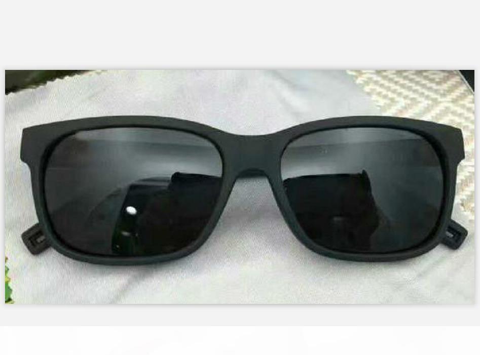 Prix usine Maul J1M- 284 Sports Equitation Polarized Ok Sunglasses Hommes Femmes Top Qualité Cadre en métal Pêche Lunettes de soleil avec étui