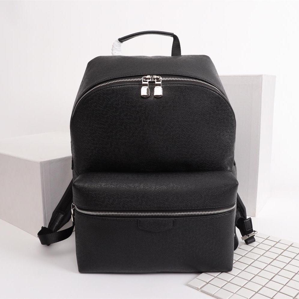 2021 Classic Designer Homme Sacs à dos étudiant pour hommes Véritable Sac à bandoulière en cuir véritable PVC Design Sac à main Sac à main Sac à dos pour sacs à dos 30230