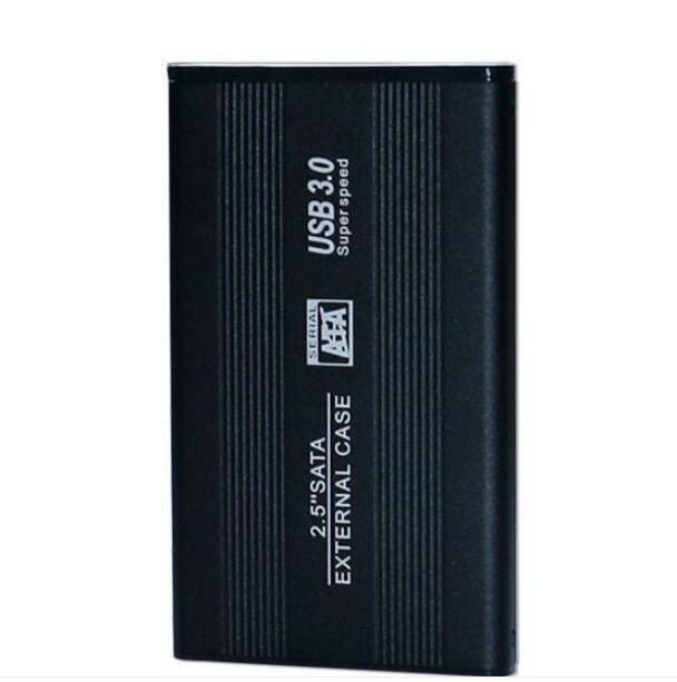 2.5 inch USB 3.0 HDD Case Hard Drive Disk SATA External Storage Enclosure Box With Retail Box