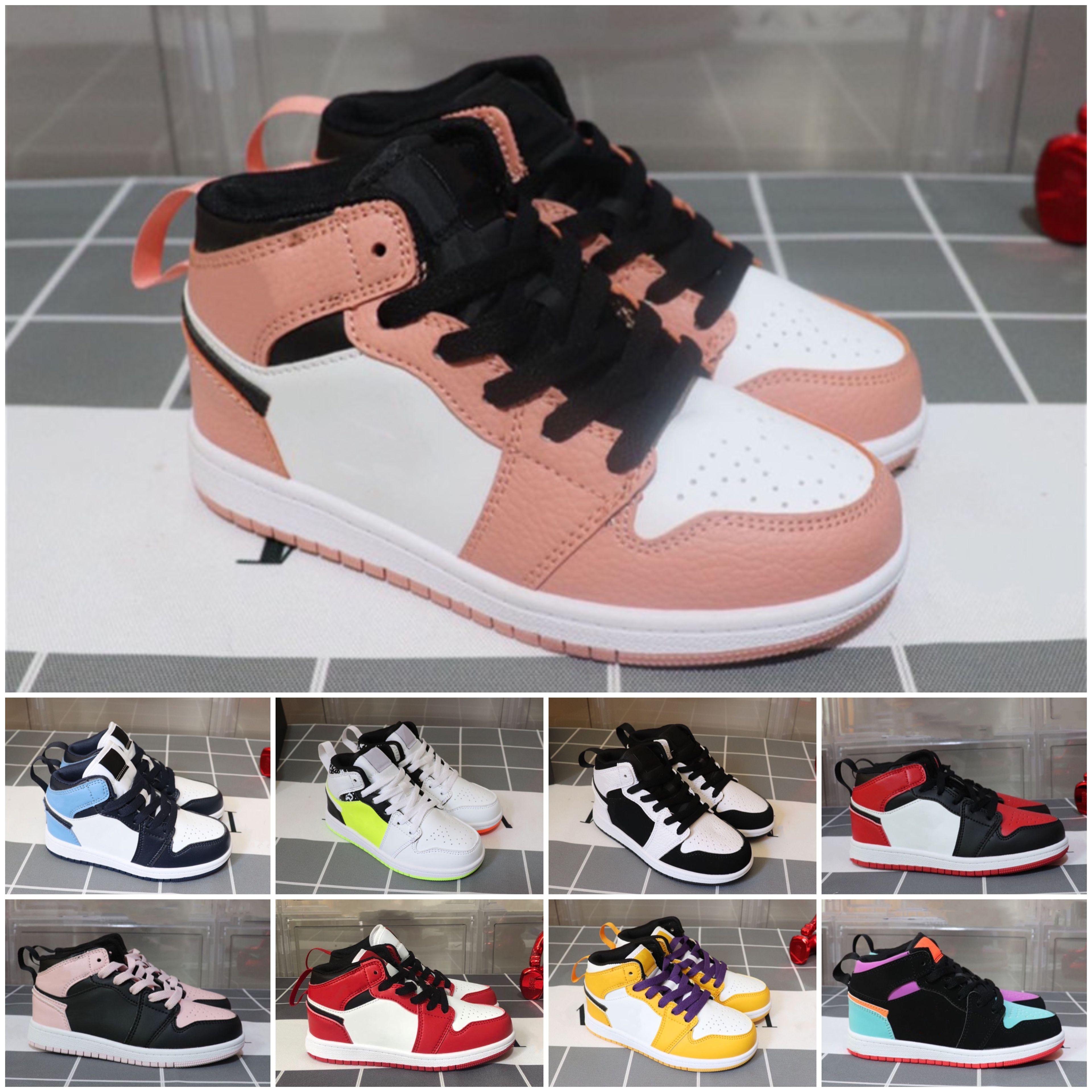 Acheter Nike Air Jordan 1 Vente En Gros De Chaussures Pour Enfants ...