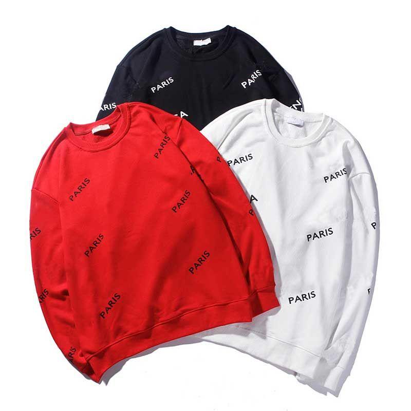 Suéter para mujer 2020 Nuevo Otoño Hot Hot New Llegada Moda Femenina Larga Tshirt High Street Element Mujer Ropa 3-Estilo Tamaño: M-2XL