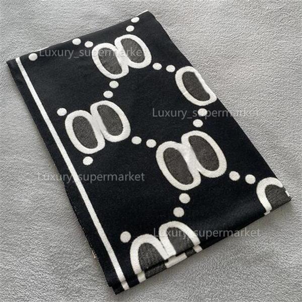 2021 Luxury Winter Cashmere Sciarpa Pashmina per le donne Brand Designer Sciarpa calda Donna Moda Imitare la lana cashmere Lungo scialle Wrap A2