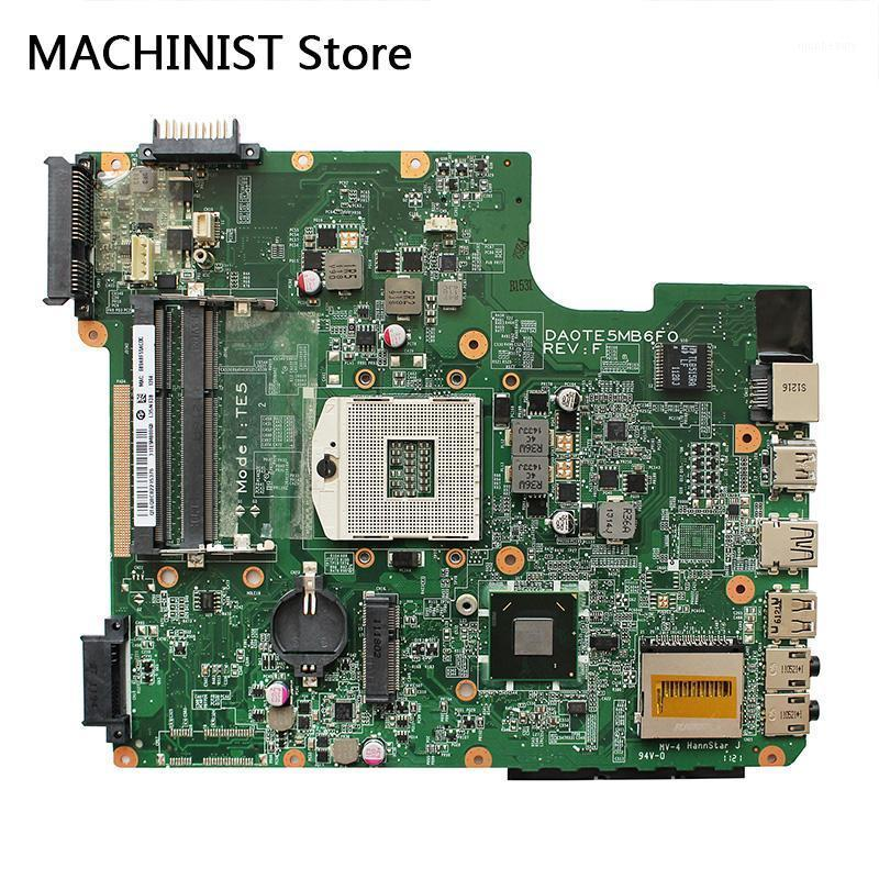 Original For L740 L745 laptop notebook motherboard A000093450 DA0TE5MB6F0 HM65 DDR3 PGA9891