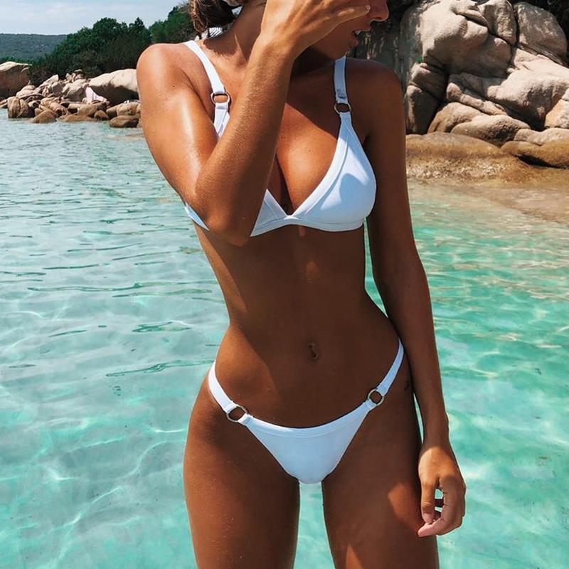 2020 sexy thong micro frauen federe massive schieben up badmode frauen bikini set brasilianisch biquini faatsuit