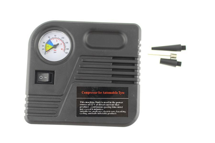 Tire Inflator 12v Mini Air Pump Car Air Compressor Power By Jump Starter Tire Inflatable Pump Tube Portable Inflatable