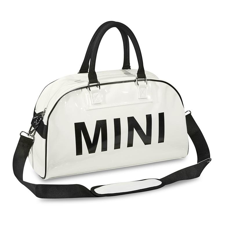 Duffle Mini Tote Messenger Bag PU Handtasche Reise Cooper Sigix