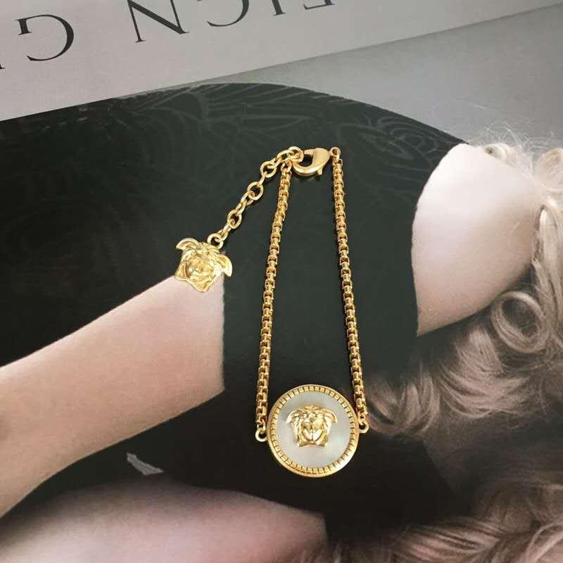"""Pulsera de moda caliente en Europa y América Lluxury Designer Joyería """"Pulseras de mujer Lujoso Material de latón personalizado Material Estilo caliente Bracel"""