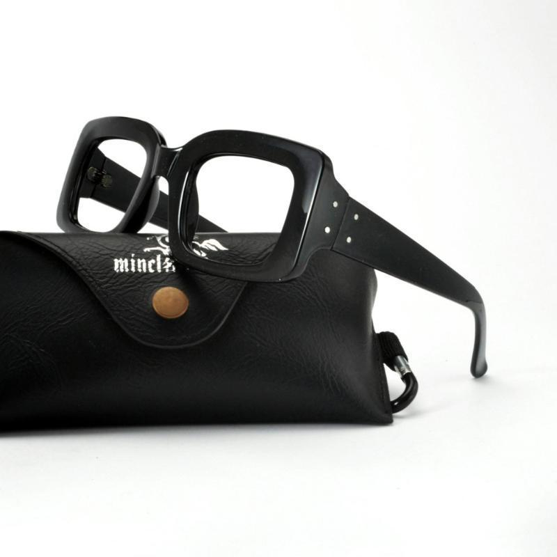 Солнцезащитные очки Толстая рамка Прогрессивные Многофокальные Очки для чтения Женщины Мужчины Квадратные Очки Очки Очки Рядом Дальневые Черные Гиропии Диоптер Eyewear NX1