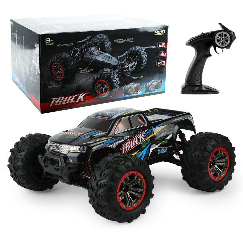 9125 Supersonic camión todo terreno, vehículos de juguete electrónico Buggy 2.4G 1:10 1/10 Escala de carreras de coches