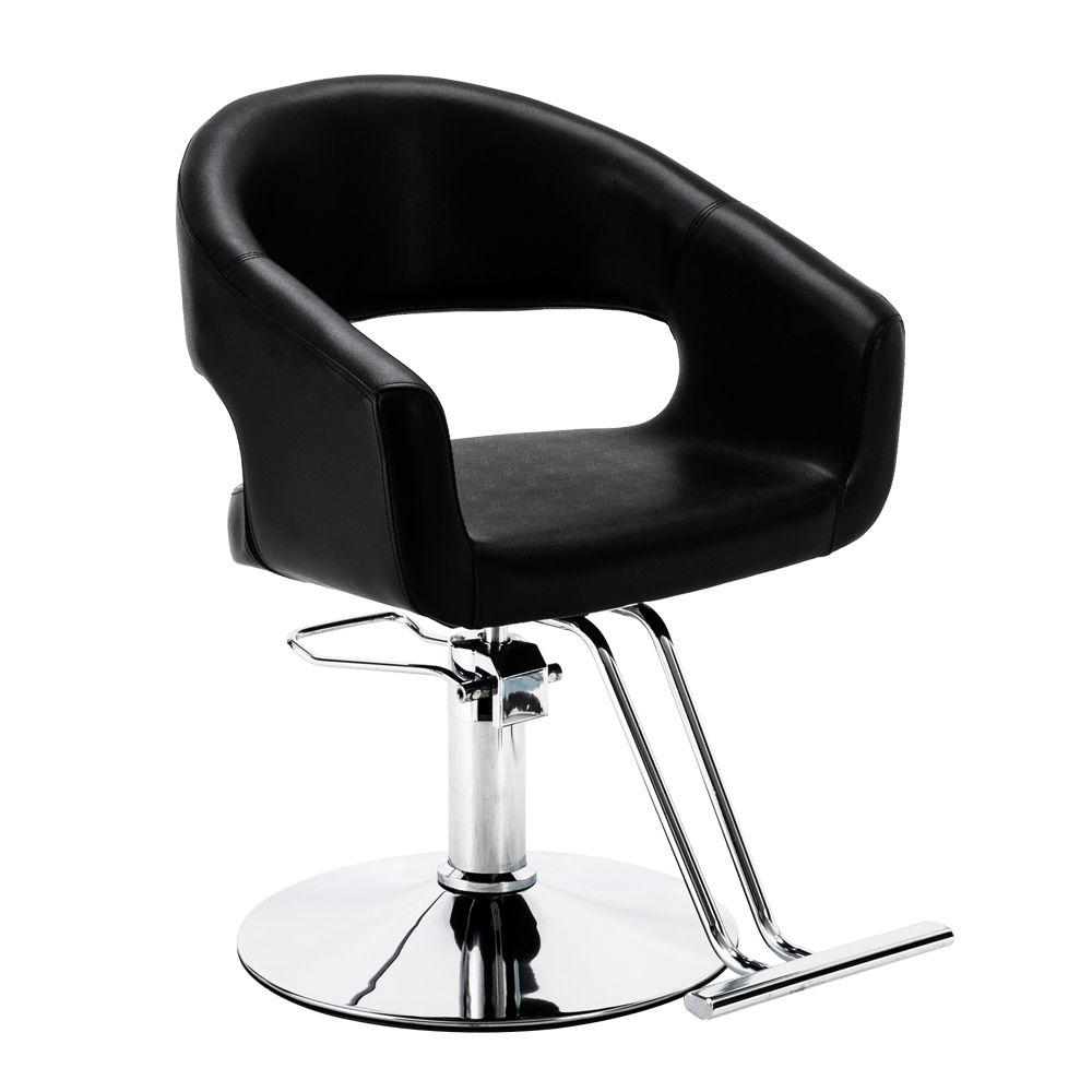 WACO Barber Country, классическая дуга громкость обратно гидравлический насос, салон мебель для красоты шампунь для памбин для волос для волос стилист, черный