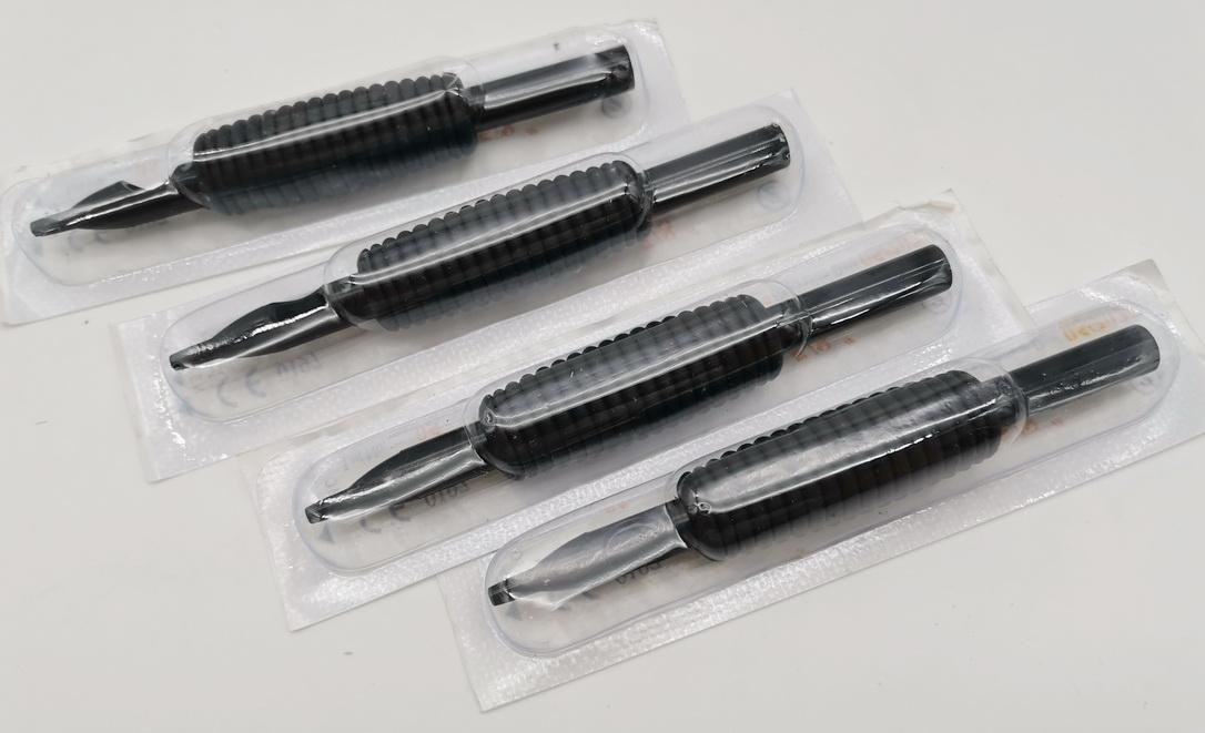 80PCS 1،3،5،7،8،9RT، 5،7ft مختلط حجم الوشم DISPOSABLE GRIPS أنابيب DROPSHIPPING