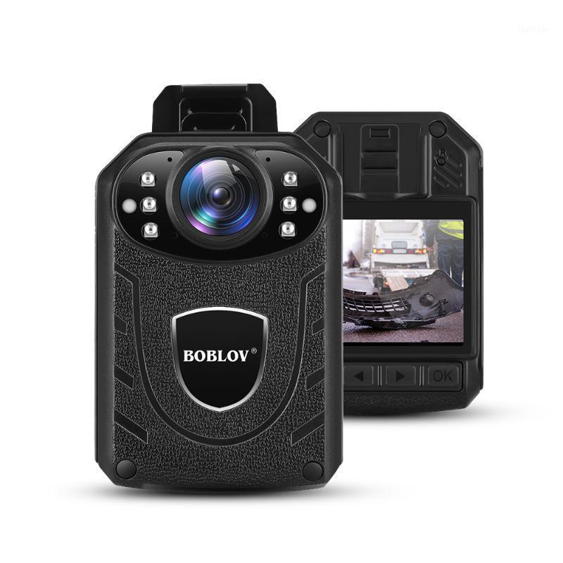 BOBLOV KJ21 Körpergetragener Kamera HD 1296P DVR-Video-Recorder 64GB-Sicherheits-Cam 170 Grad IR-Nachtsicht Mini-Camcorder1