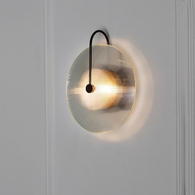 Modern Oda Salon Arkaplan Duvar Işık Armatür Nordic Yatak Başucu Dekoratif Duvar lamba Yemek Işık Basit Aplik Yaratıcı açtı