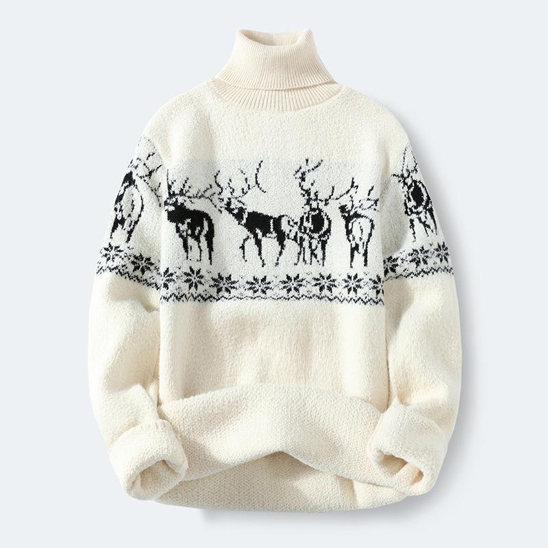 168-0104 Granular abajo Casual Color Sólido Hombre Sweat Sweater Juvenil Ropa de estilo caliente