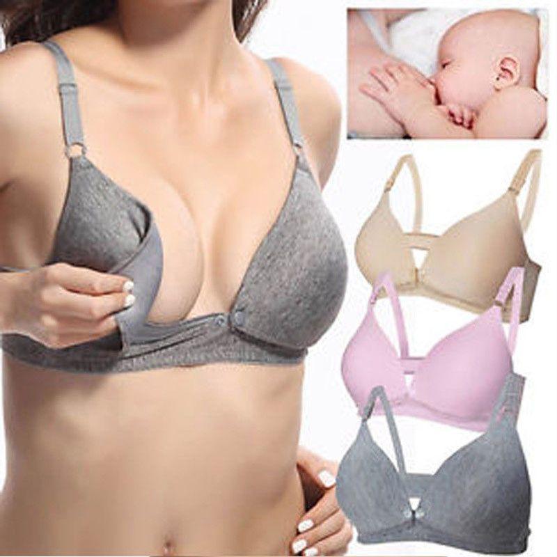 Gravidez Maternidade Roupas Enfermagem Capas Alimentando Mulheres Grávidas Fitness Sutiã Suporte Suporte RN8101