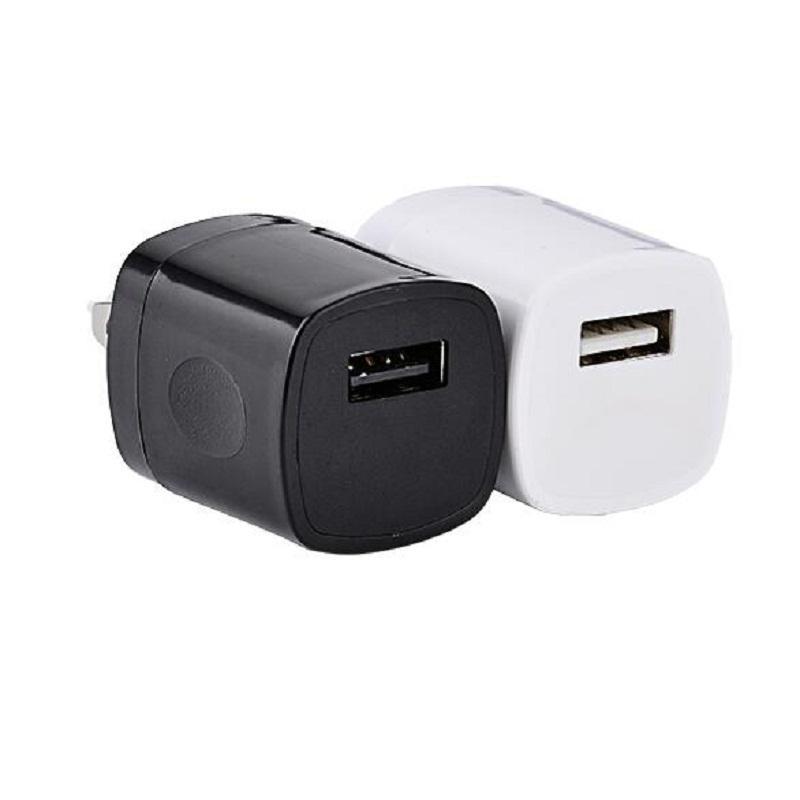 2020 5V 1A US-Stecker USB-Ladegerät AC Beste Power Adapter Ladegerät für Handy Samsung Galaxy