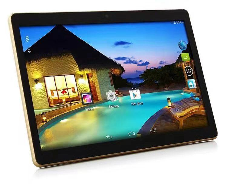 10inch Tablet PC 1GB RAM 16GB ROM Android 4.4 WIFI 3G WCDMA Network Smart Tablet Bluetooth Phablet Quad Core Portable Tablet