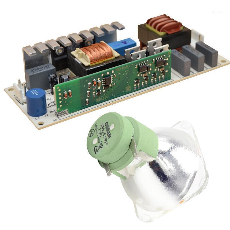 Bombilla de lámpara de haz de 7330W con fuente de alimentación de lastre para R7 MSD Platinum Stage Light1