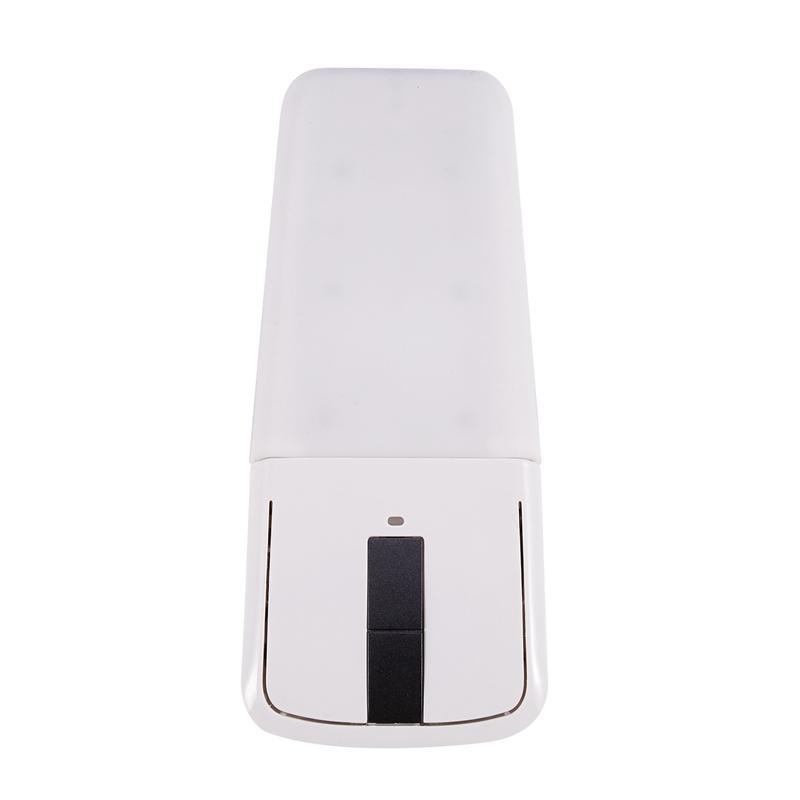 Tragbare faltbare drahtlose Maus ultradünne 2,4 GHz-optische Maus für PC-Notebook-Computer